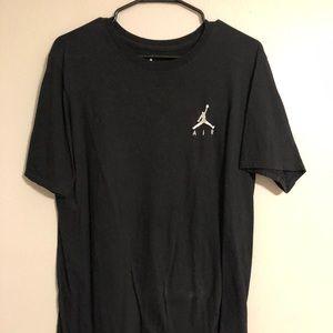 Black Jordan T-Shirt